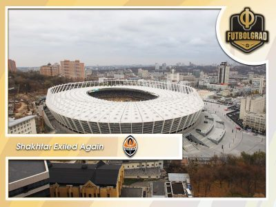 Exiled again! Shakhtar to face Olympique Lyon in Kyiv
