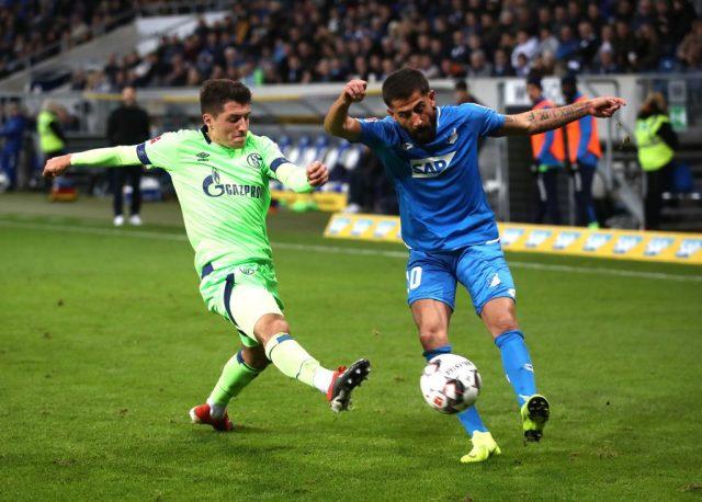 Deserved Draw - Hoffenheim vs Schalke