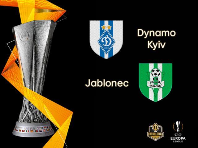 Dynamo Kyiv vs Jablonec – Europa League – Preview