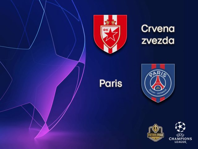 Red Star Belgrade vs Paris – Champions League – Preview