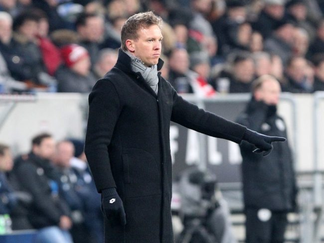 Hoffenheim vs Bayern - Julian Nagelsmann