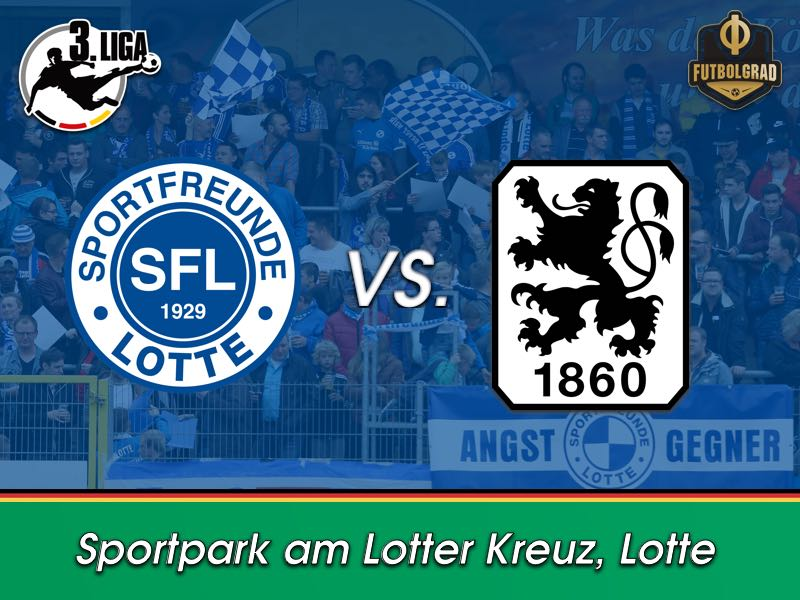 Liga 3 Preview – Lotte vs 1860 Munich