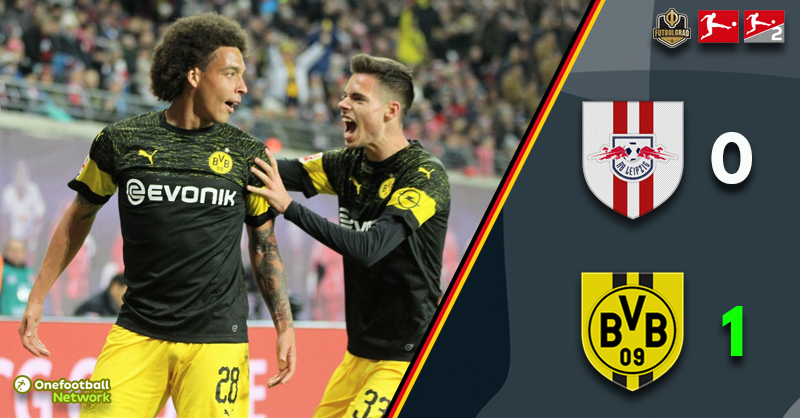 Dortmund respond to Bayern challenge and hold off a raging Leipzig side