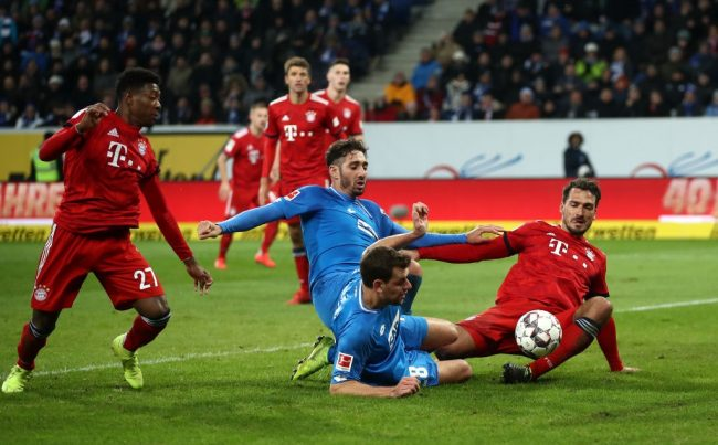 Hoffenheim vs Bayern - A tale of two halves