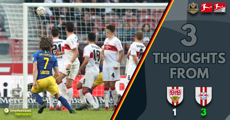 Poulsen shines in war of attrition – Three thoughts from Stuttgart v Leipzig