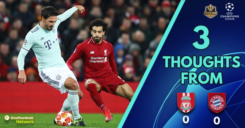 'Tempers frayed' and 'Hummels back to his best' – Three Thoughts from Anfield