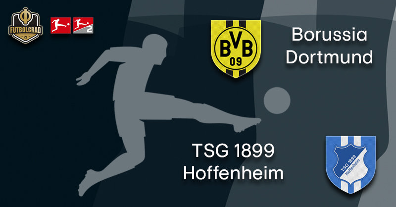 Bundesliga preview – Dortmund are without Marco Reus as Hoffenheim come to town
