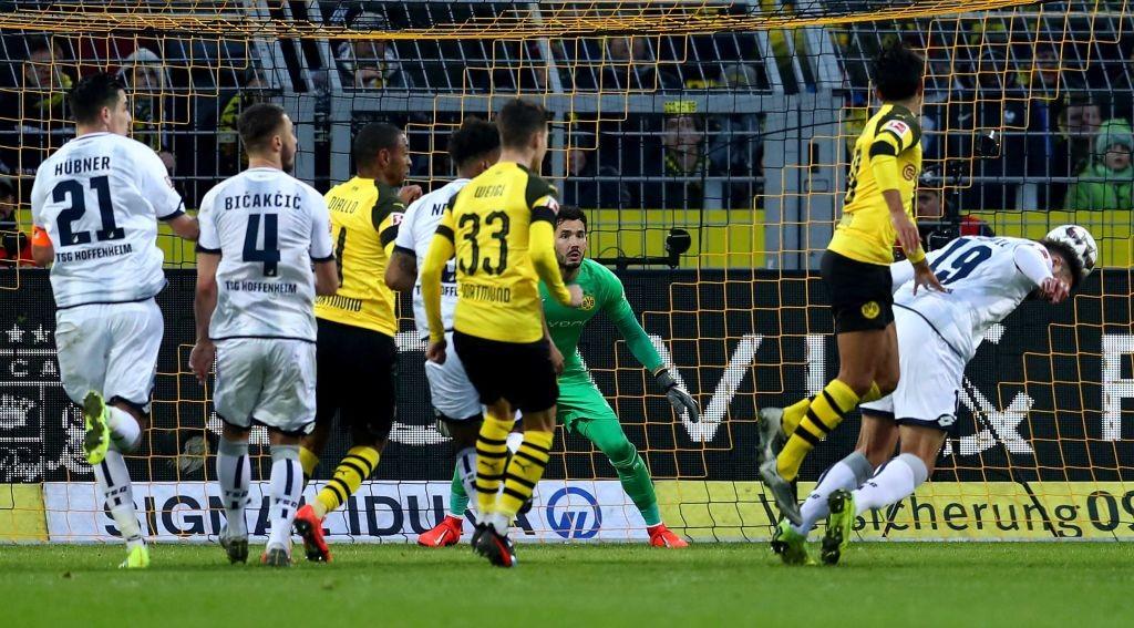 Comeback - Dortmund vs Hoffenheim