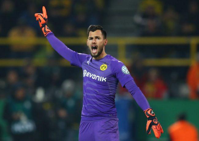 Eric Oelschlagel - Borussia Dortmund vs Werder Bremen