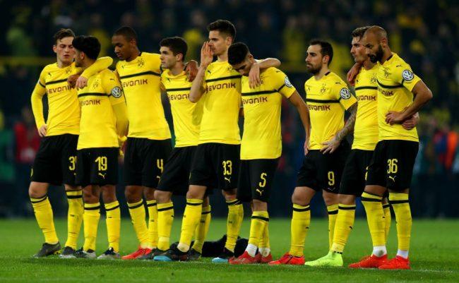 No Berlin - Borussia Dortmund vs Werder Bremen