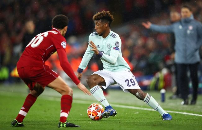 Stalemate - Liverpool vs Bayern München