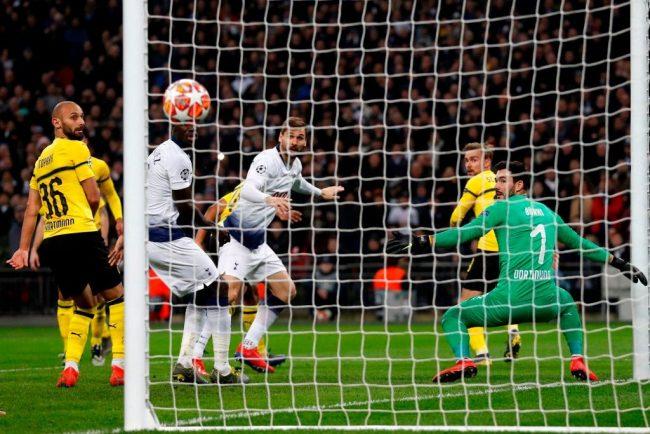 Worrying signs - Tottenham vs Dortmund