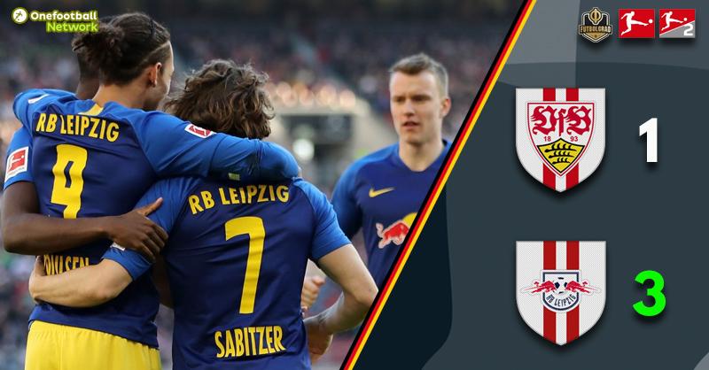 Stuttgart lose the war of attrition against Leipzig
