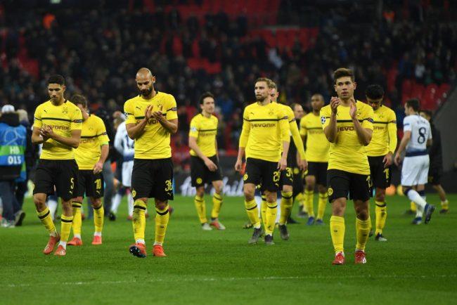 Lethargy - Tottenham vs Dortmund