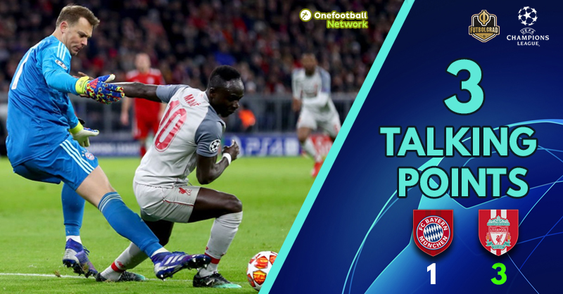 Bayern's mistakes prove costly on an evening to forget for the German champions – Thursday thoughts from Munich