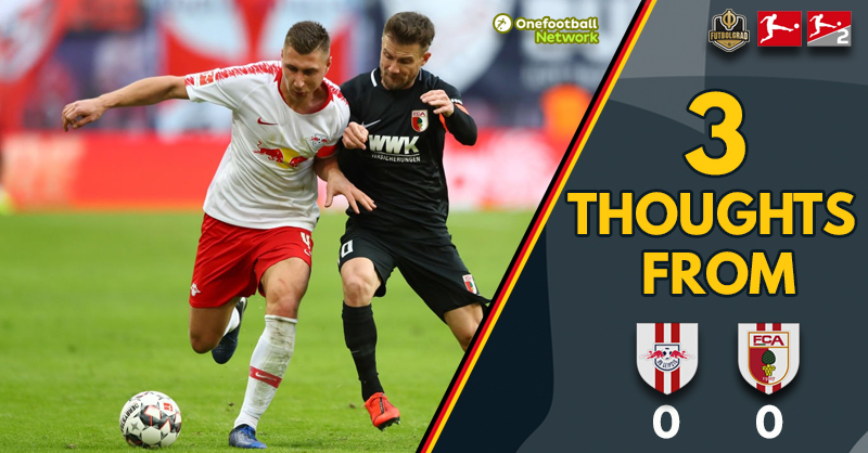 Defiant Augsburg hold off Tyler Adams and Leipzig – Thoughts from Leipzig v Augsburg