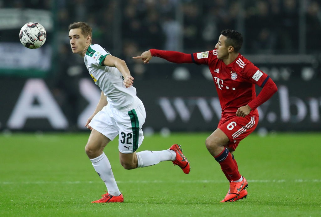 Man of the Match - Gladbach v Bayern