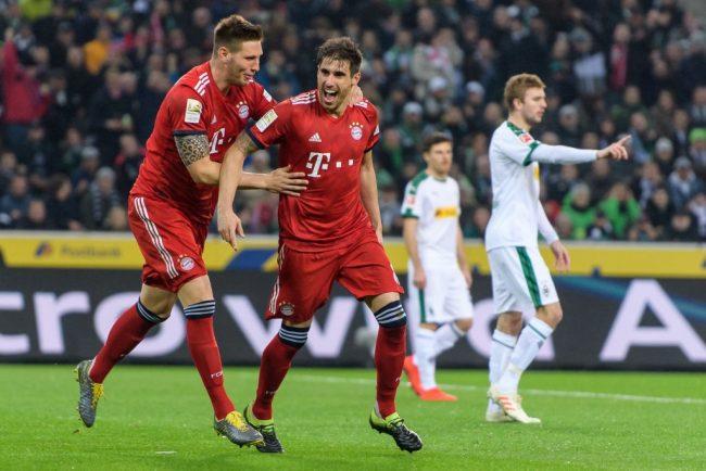 Martinez - Gladbach vs Bayern