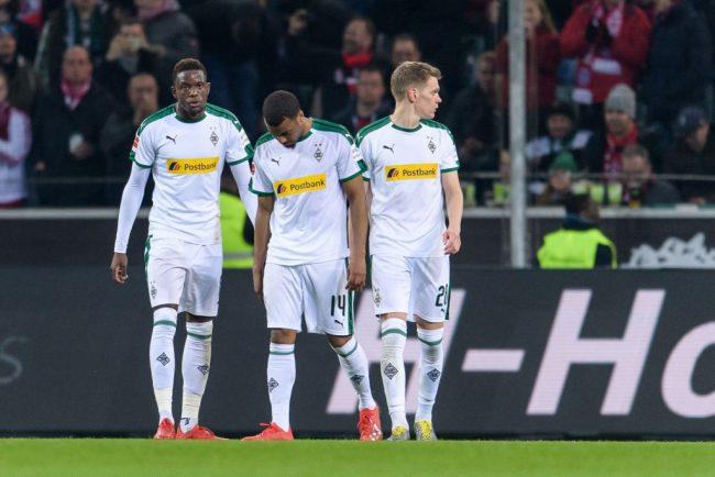Gladbach concentration - Gladbach vs Bayern