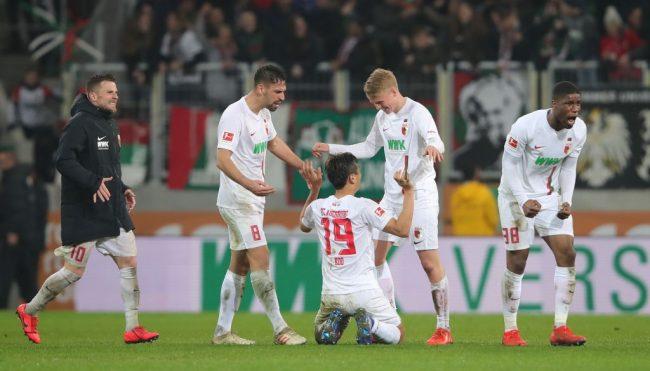 Augsburg Triumphant - Augsburg vs Dortmund