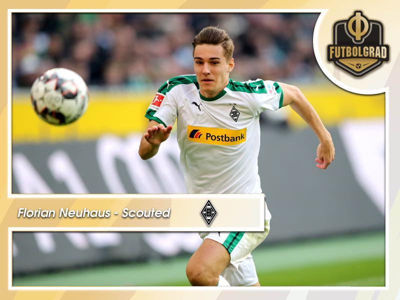 Florian Neuhaus – National Team Player in Waiting