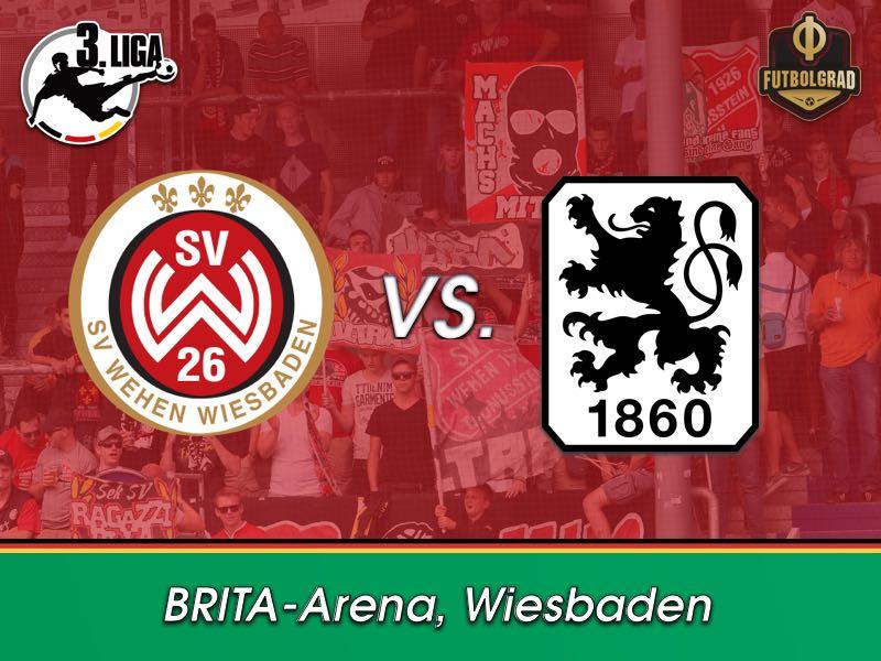 SV Wehen Wiesbaden want to underline promotion ambitions when they host 1860 Munich