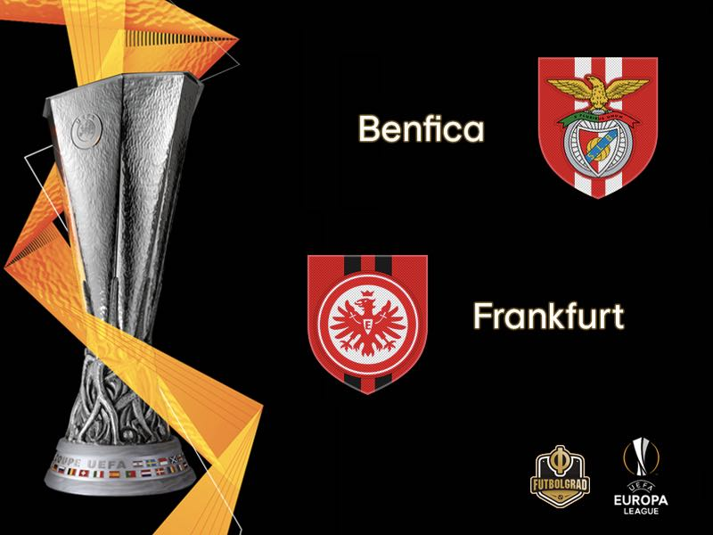 Benfica host Eintracht Frankfurt in the duel of the Eagles