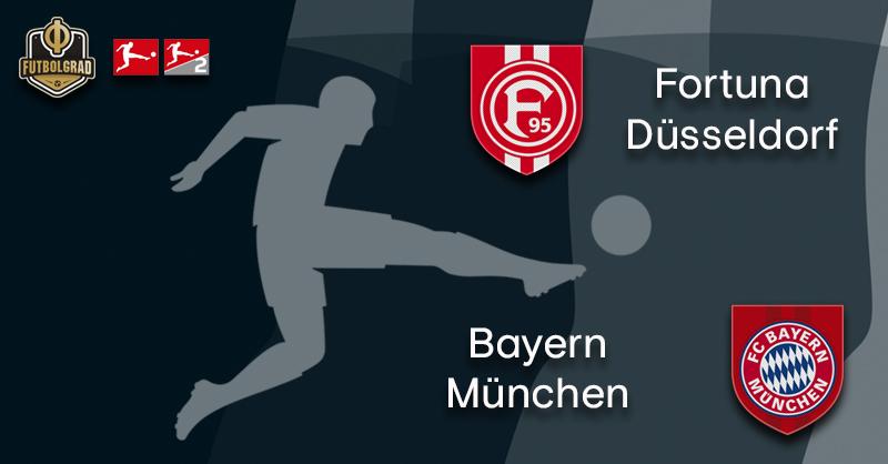 Fortuna Düsseldorf look to once again upset the apple-cart against Bayern