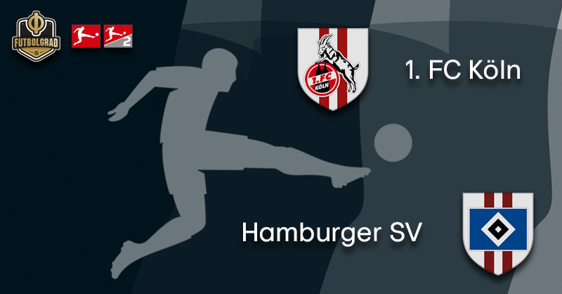 The Bundesliga 2 Topspiel – Köln host Hamburg