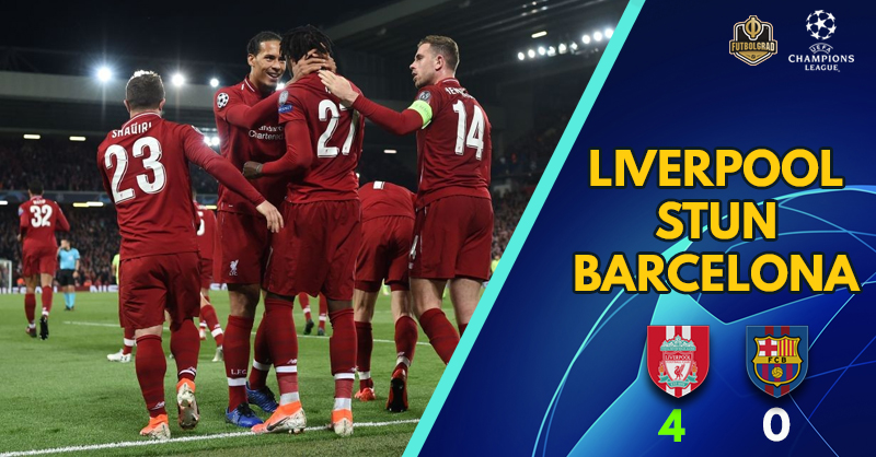 Simply unbelievable – Talking points from Anfield as Liverpool stun Barcelona