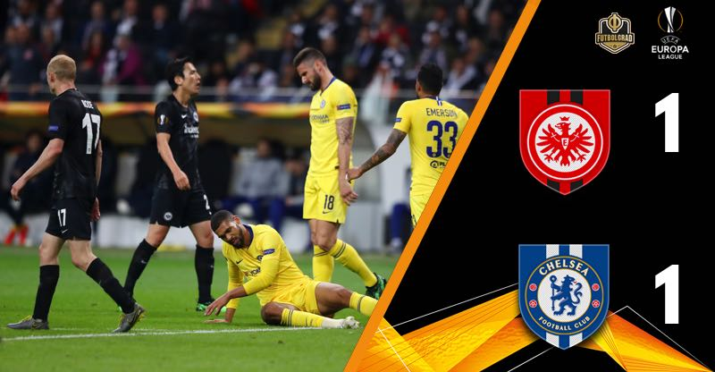 'Stats don't lie' and 'still all to play for' – Talking Points from Frankfurt v Chelsea