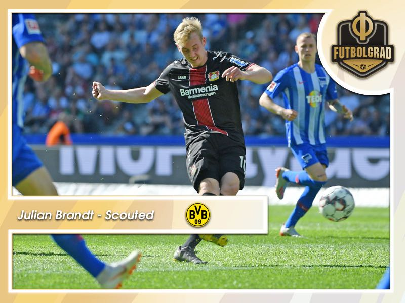 Julian Brandt – Borussia Dortmund add key attacking piece