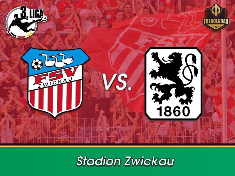 Zwickau hope for full house against 1860 Munich