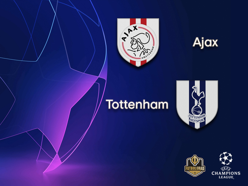 Ajax want to get the job done against Tottenham