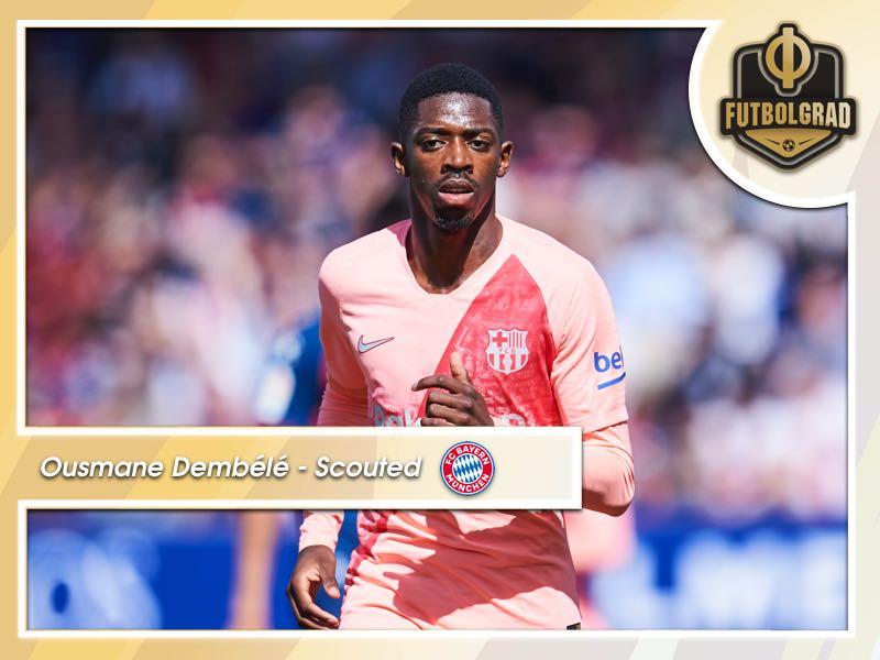 Ousmane Dembélé – Bayern's Plan B in the Spotlight