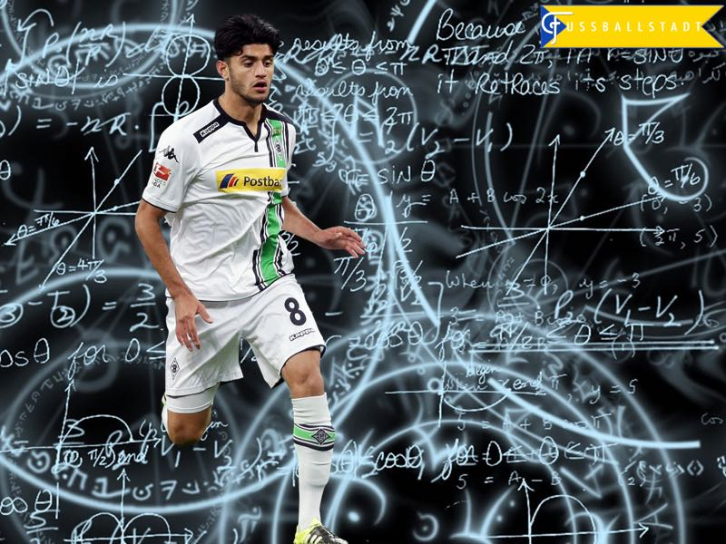 Mahmoud Dahoud – Gladbach's Troubled Magician