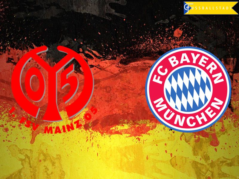 Mainz vs Bayern – Robben leads Bayern to victory