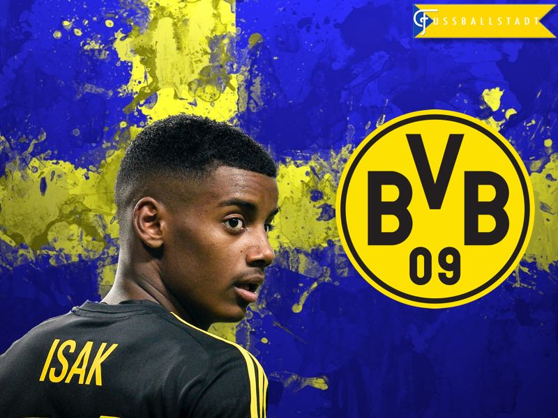 Introducing Borussia Dortmund Target Alexander Isak