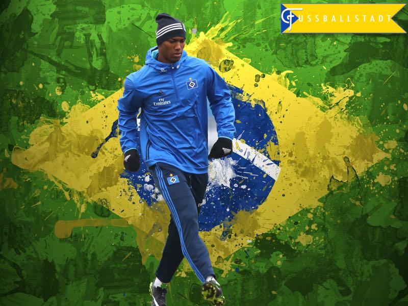 Walace – Who is Hamburg's New Brazilian Midfielder?