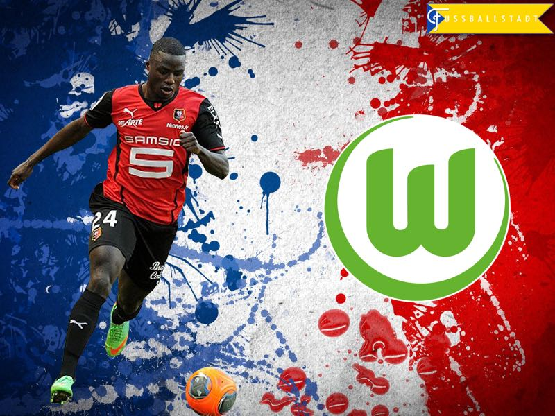 Paul-Georges Ntep – Wolfsburg New Dynamo