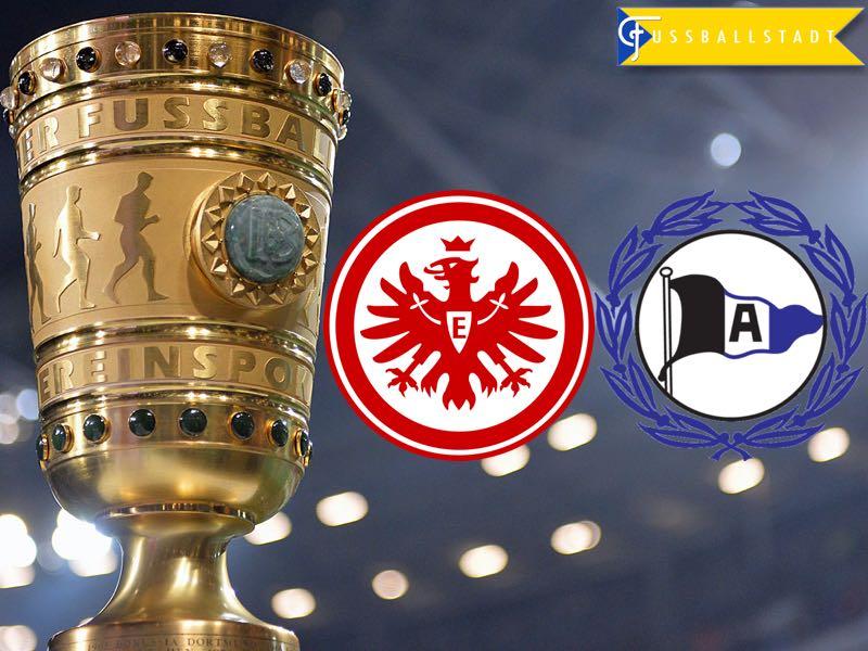 Eintracht Frankfurt vs Arminia Bielefeld – DFB Pokal Preview