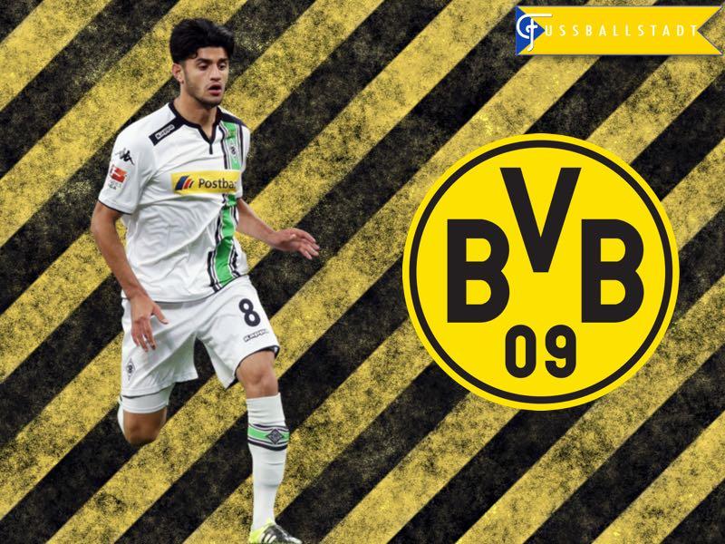 Mahmoud Dahoud – Next Stop Borussia Dortmund
