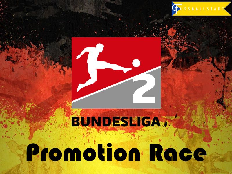 Bundesliga 2 – Who is Going to Win the Promotion Race?