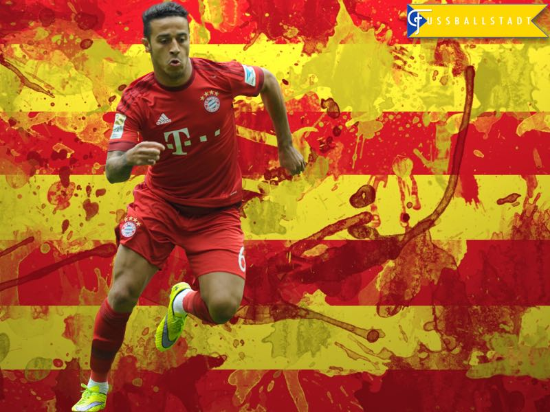Thiago Alcântara – The Time to Show his World Class Talent is Now