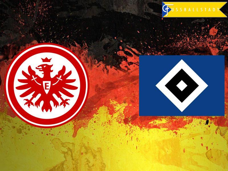 Eintracht Frankfurt vs Hamburg – Match Report