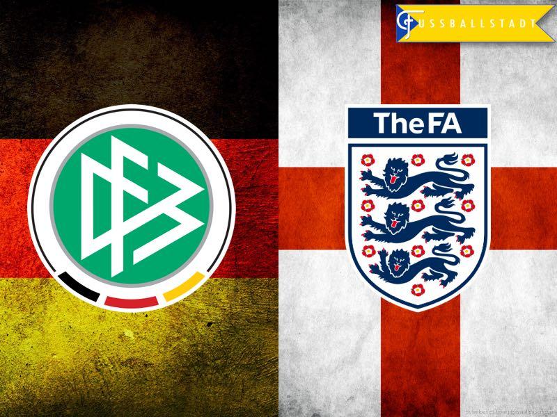 Germany vs England – Lukas Podolski Celebrates Final Match with a Wonder Goal