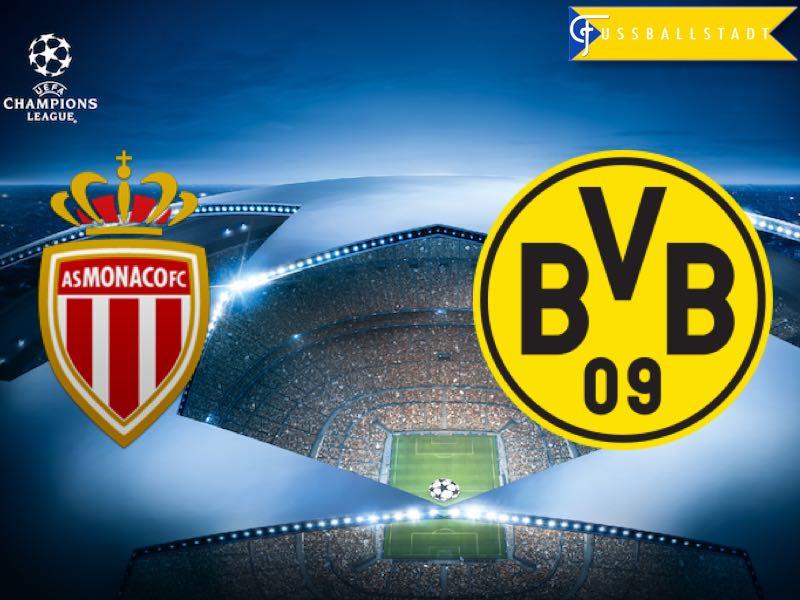 AS Monaco vs Borussia Dortmund – Champions League Preview