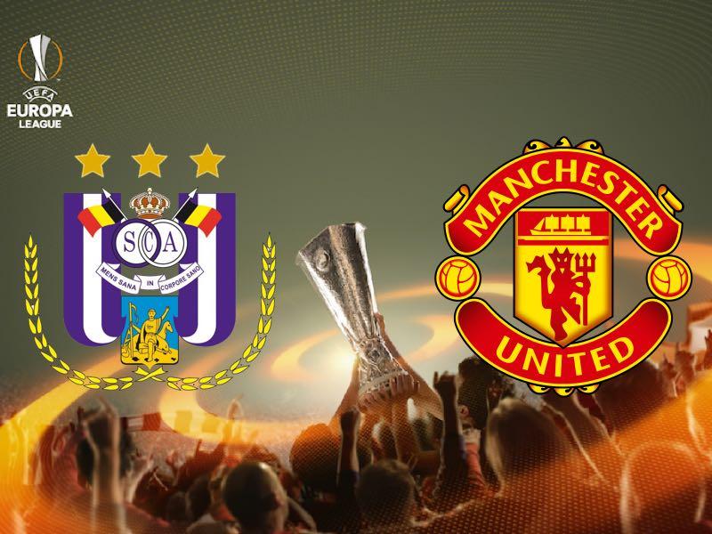 Anderlecht vs Manchester United – Europa League Preview