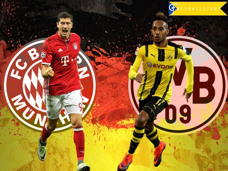 Bayern vs Borussia Dortmund – Der Klassiker