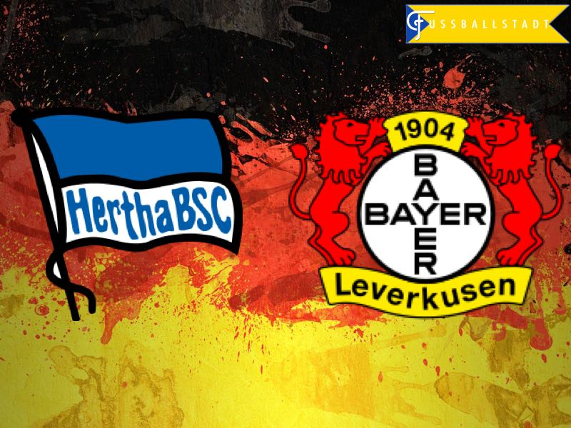 Hertha Berlin vs Leverkusen – Liveblog